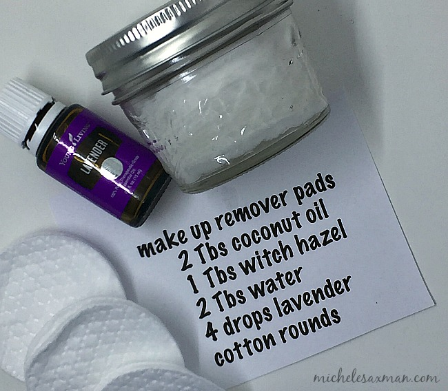 Young Living - Essential Oil DIY Recipes - Michele Saxman
